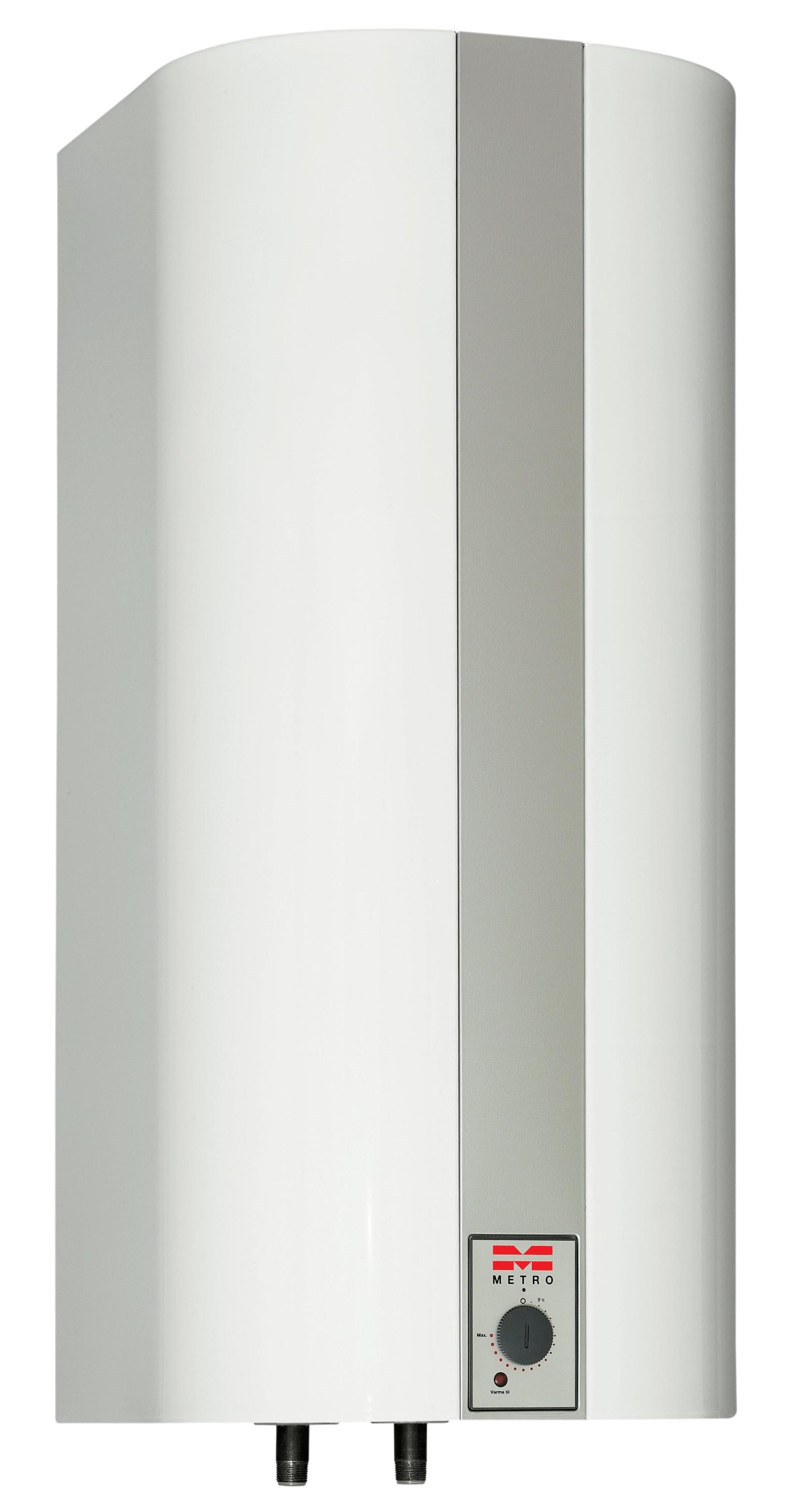 Seneste Køb Metro El-vandvarmer, model 110 345121560 QS92