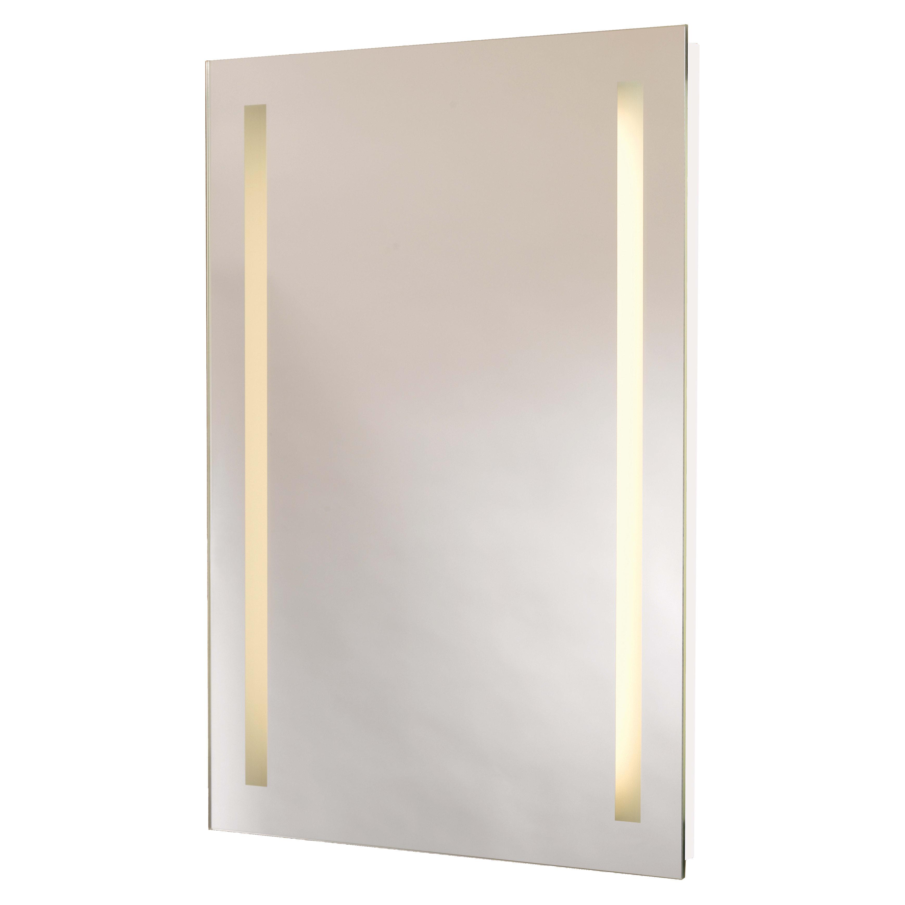 Sidste nye Køb Kriss Athena Duo spejl med belysning 60 x 80 cm 771661260 RM-58