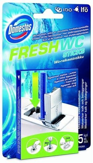 Kjøp Fresh WC-sticks á 5 stk til Ifø Sign 617997205