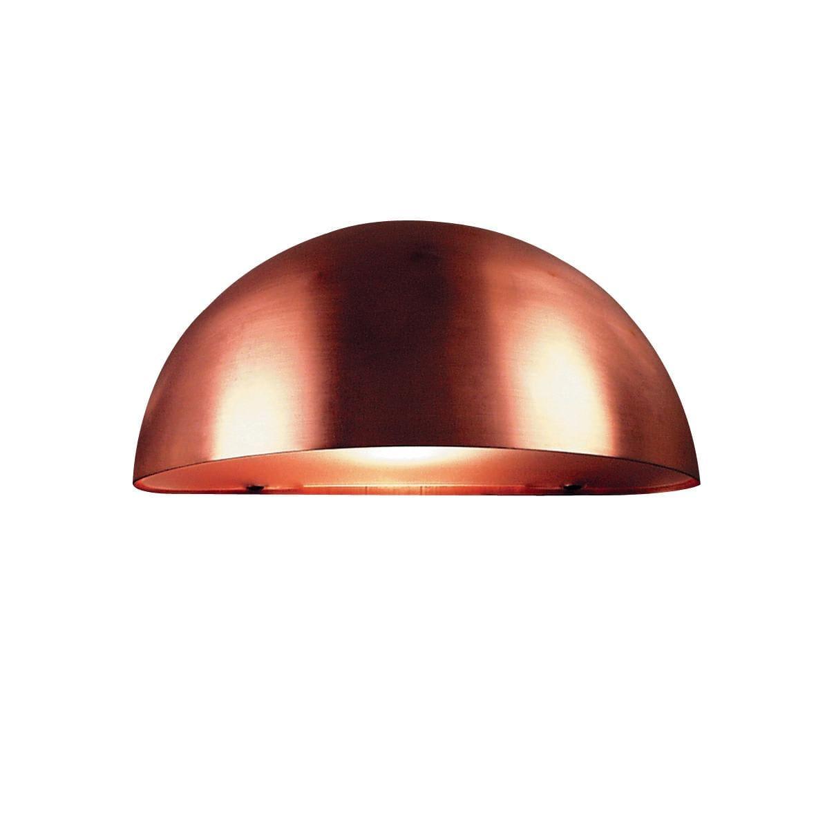 Super Køb Nordlux Scorpius Udendørs væglampe, Kobber 21651030 HZ27