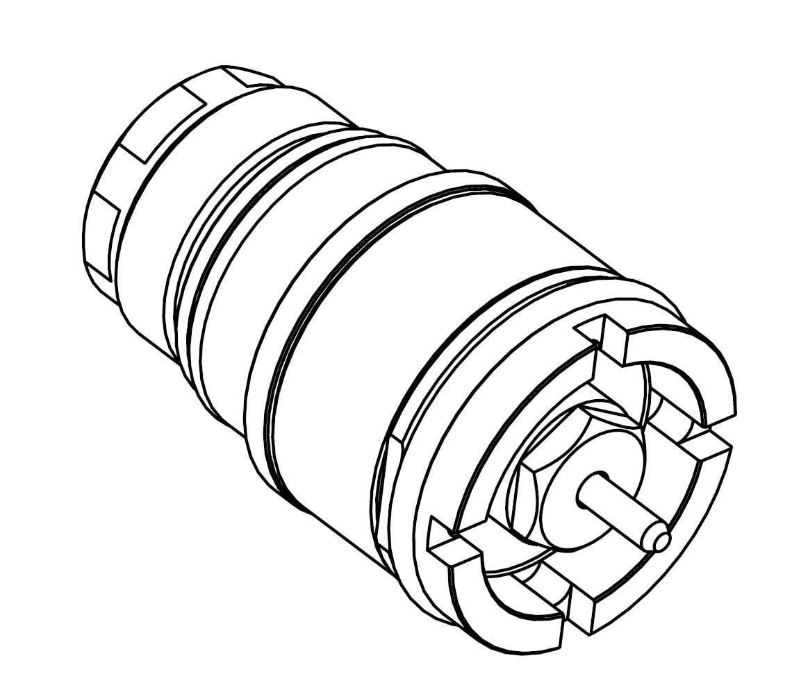 Damixa V3 0.Damixa G Type V3 0 Rep Sett Termostat G Type Foler Komplet