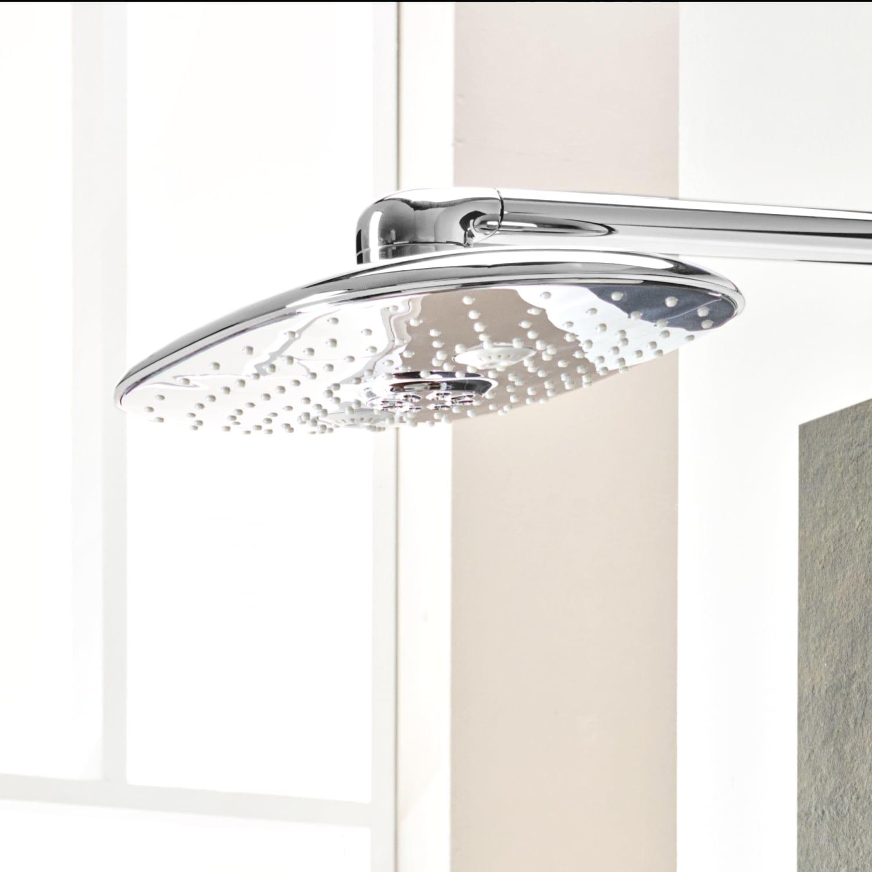 k b grohe rainshower smartcontrol 360 duo brusesystem m termostat krom 722321804. Black Bedroom Furniture Sets. Home Design Ideas