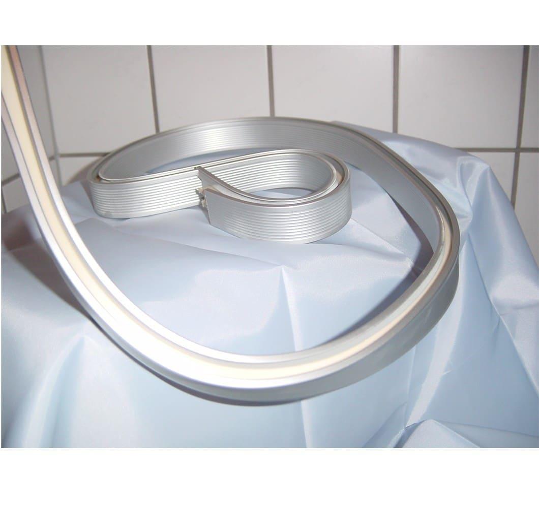 Afholte Køb Bend-It Super-White Forhængsstang 200 cm 777480180 LH-81