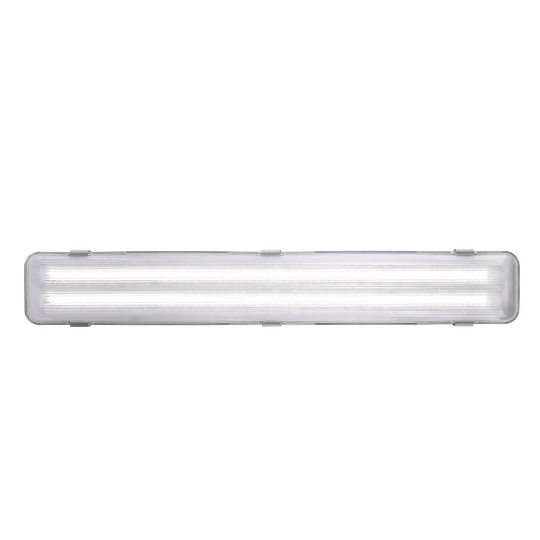 Berömda Kjøp Nordlux Works Armatur LED 2x9W, Grå 27586101 DR-79
