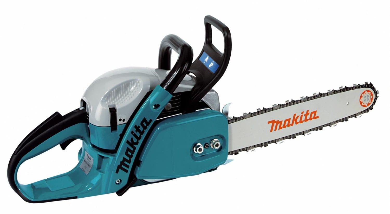 Køb Makita Motorsav 38 cm, 2-takts benzinmotor 1679921