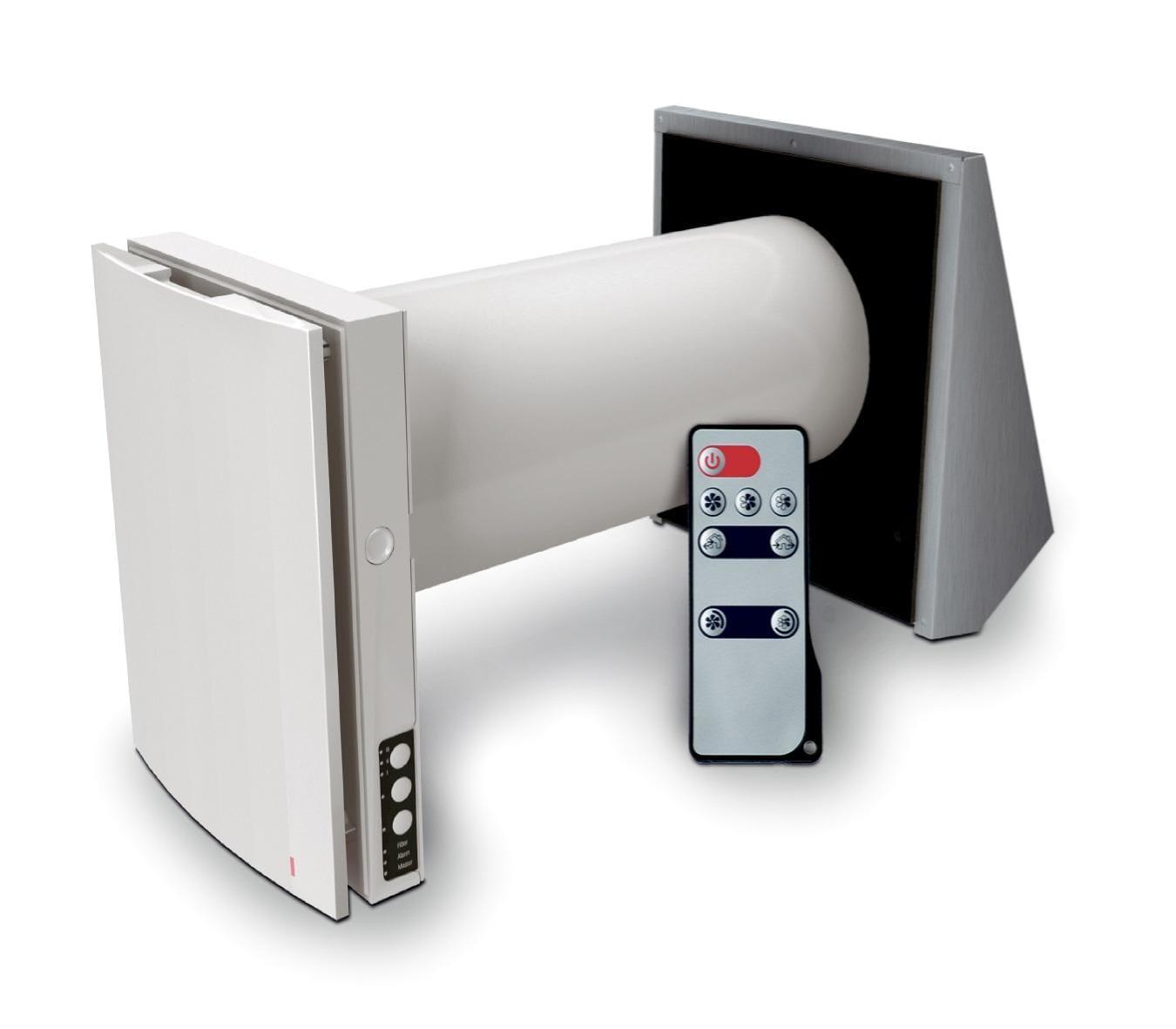 Frisk frugt Køb Duka One Pro Remote et-rums varmegenvinding Ø160 mm 358882162 IN56
