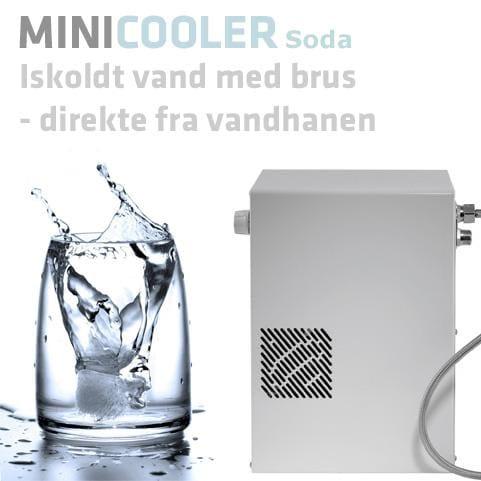 Lige ud Køb Drikkevandskøler MiniCooler 30 Soda MiniCoolersoda30 MZ72