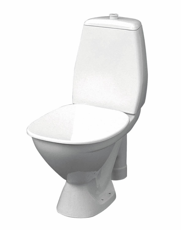Seneste Reservedelsoversigt - Ifö Aqua toilet (1984-1991) ZO45
