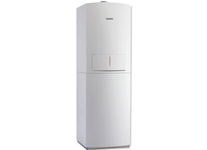 Køb Bosch EuroPur-Unit ZBS 14/150-3 gaskedel med indbygget varmtvandsbeholder 342168014