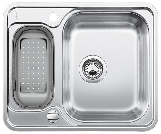 køkkenvask rustfrit stål