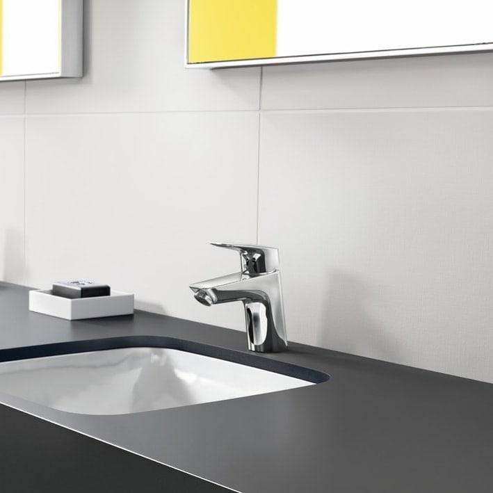 Extrem Køb Hansgrohe Logis 70 håndvaskarmatur, krom 701340504 FT28