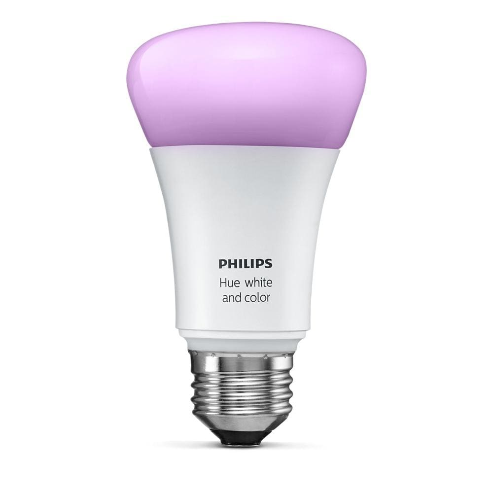 k b philips hue white color ambiance 10w e27 929001257303. Black Bedroom Furniture Sets. Home Design Ideas