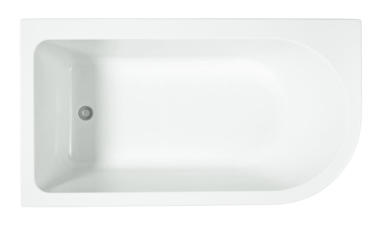 badekar 155 cm Kjøp Svedbergs Z155 Badekar 155 x 85 cm, Venstrevendt Z155V badekar 155 cm