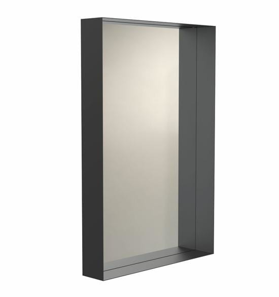 Helt nya Köp Frost UNU spegel med ram, 90x60 cm - Svart U4128-B CJ-59