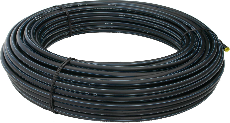 svart pem slang