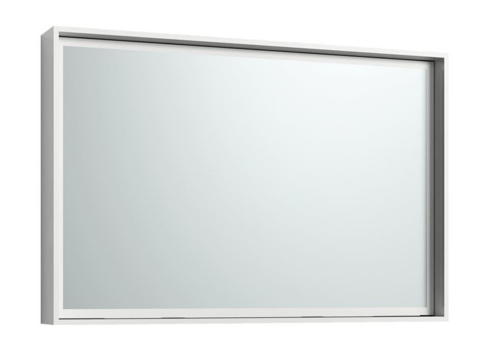 Flot Køb Svedbergs DK Spejl med LED lys 102x68 cm, Hvid 783456250 GK-82