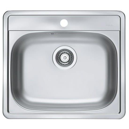 Forskellige Køb Lavabo LA 480 køkkenvask 56 x 50 cm i rustfrit stål 10076 NN55