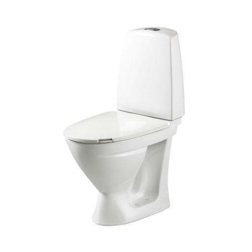 Køb Ifö Sign 6862 Toilet m/P-lås universal & Ifö Clean, Limning - 650x355 mm 601031200