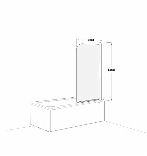Köp IDO Showerama 10-40 badkarsdörr e18e9786f137d