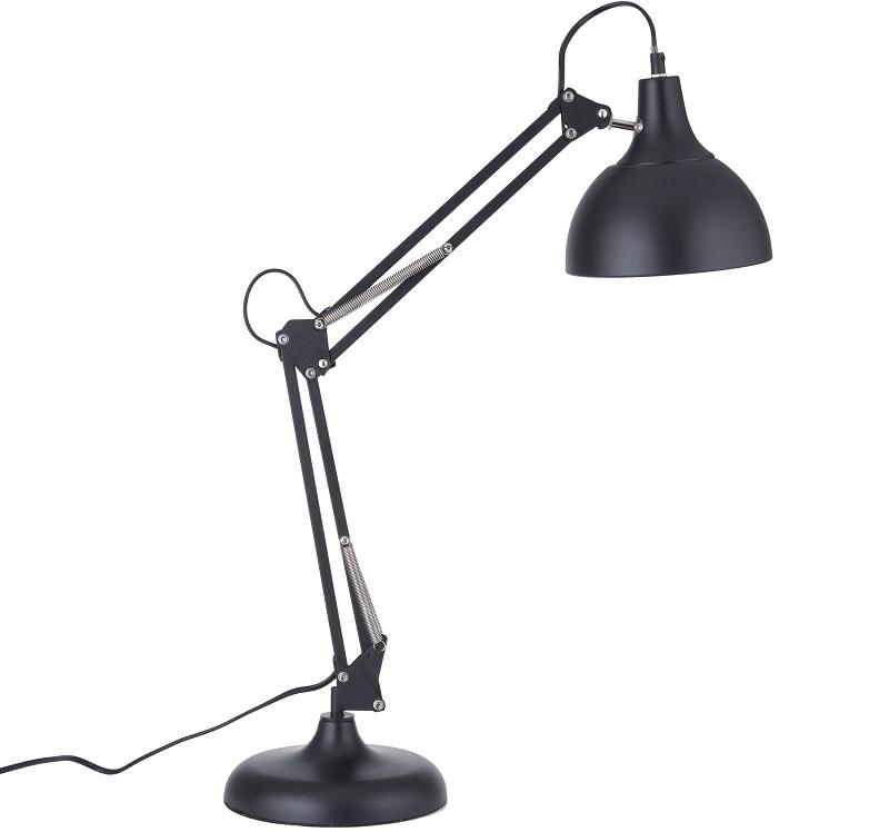 Køb Risør Bordlampe fra Bahne   2 farver Sort og Messing