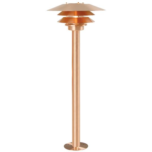 Billede af Nordlux Venø Bedlampe-Kobber (Børstet/mat)