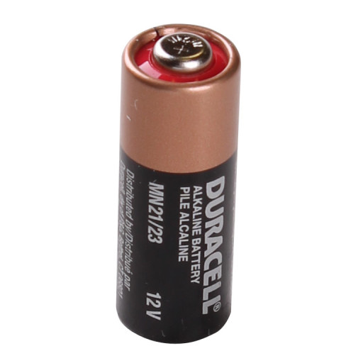 Duracell Batteri 12V A23 - 2-pak