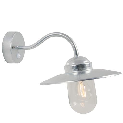 Billede af Nordlux Luxembourg Væglampe Med Sensor - Galvaniseret