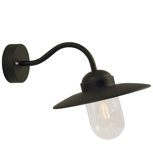 Billede af Nordlux Luxembourg Væglampe-Sort