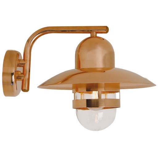 Billede af Nordlux Nibe Udendørs Væglampe - Kobber