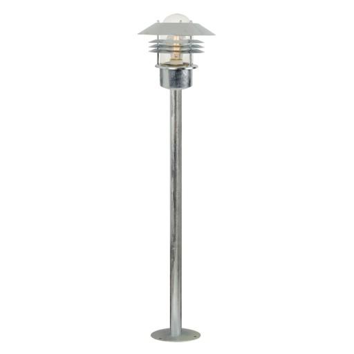 Billede af Nordlux Vejers Bedlampe - Galvaniseret