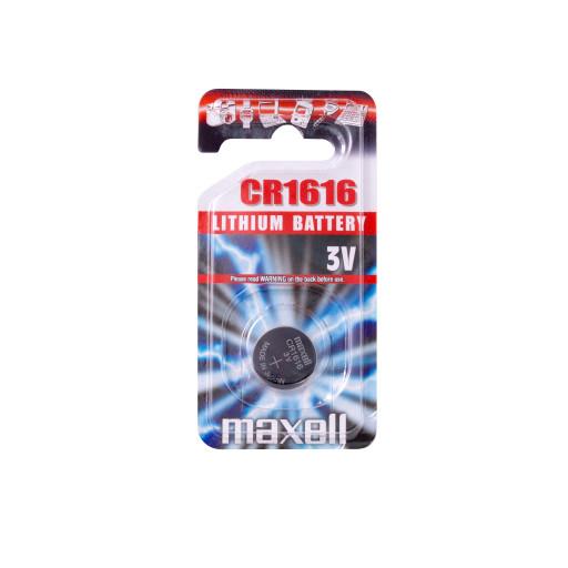 Maxell CR1616 Lithium batteri - 1 stk