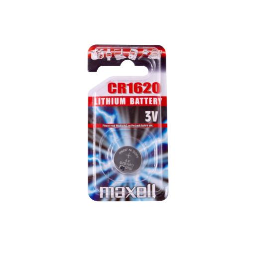 Maxell CR1620 Lithium batteri - 1 stk