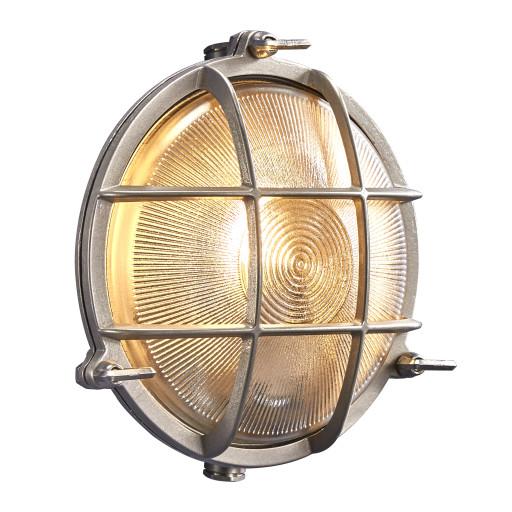 Nordlux Polperro Udendørs Væglampe - Nikkel
