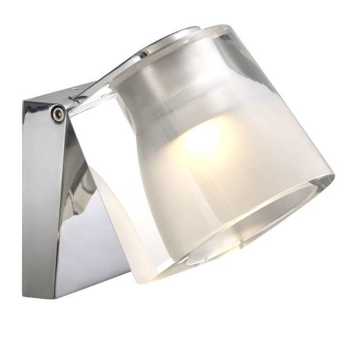 Nordlux IP S12 Væglampe-Krom