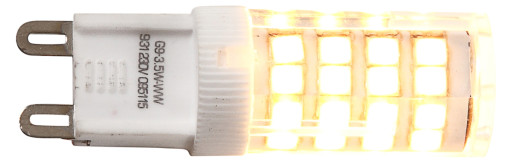 Køb e3light G9 LED pære – 3,5W
