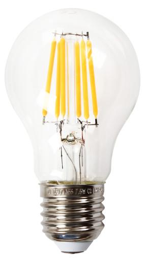 Køb e3light Proxima E27 klar LED pære – 7,5W