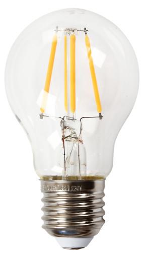 Køb e3light Proxima E27 klar LED pære – 5W