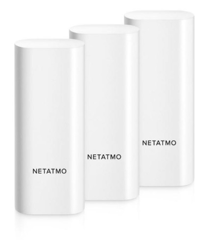 Billede af Netatmo Sensorer til døre og vinduer - 3-pak