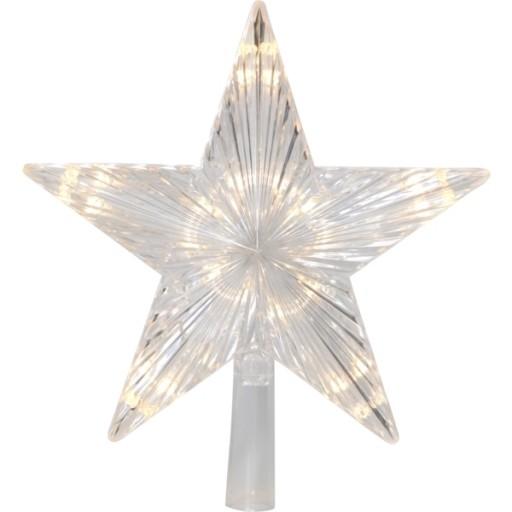 Star Trading Topsy Topstjerne med lys