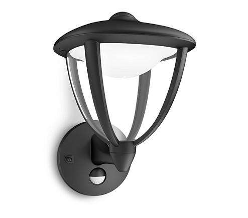 Philips myGarden Robin LED Væglampe SENSOR-Sort thumbnail