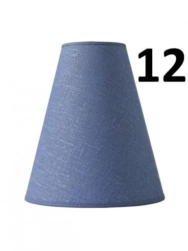Nielsen Light Trafik Lampeskærm-Dala blå - nr. 12