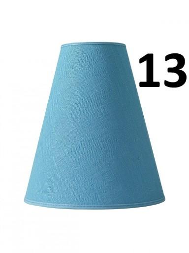 Nielsen Light Trafik Lampeskærm-Turkis - nr. 13