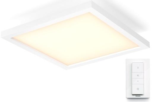 Philips Hue Aurelle Plafond BT- Firkantet – Lille