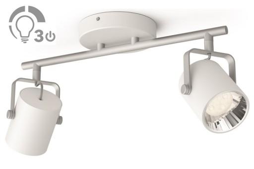 Billede af Philips LED Byre 2-Spot