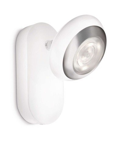 Philips myLiving SEPIA 1-Spot - Hvid