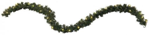 Billede af Star Trading Granguirlande med LED lys-5 meter