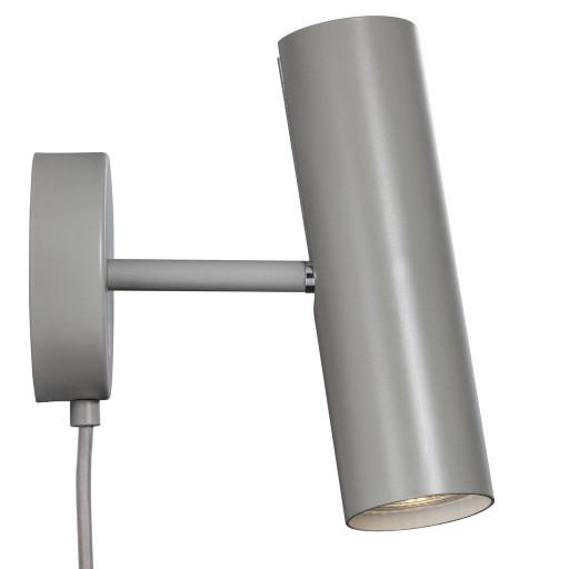 Billede af DFTP Nordlux MIB 6 Væglampe-Grå