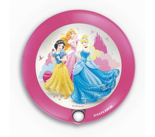 Philips Disney Prinsesser Natlys med bevægelsessensor