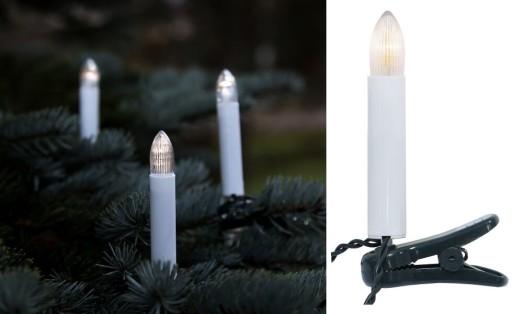 Star Trading Juletræslyskæde til Batteri