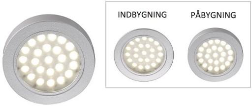 Billede af Nordlux Cambio LED Underskabs-spot - 1pk
